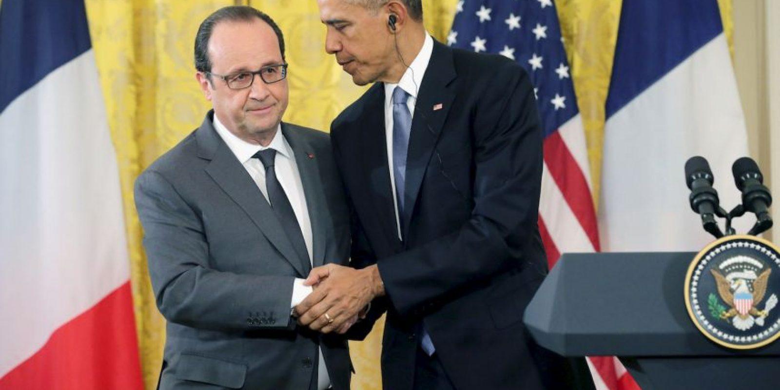 Dicha coalición está compuesta por 65 países. Foto:Getty Images
