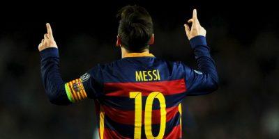 Hace unas horas fue reconocido como el Mejor Futbolista y Mejor Delantero de la Liga de España Foto:Getty Images