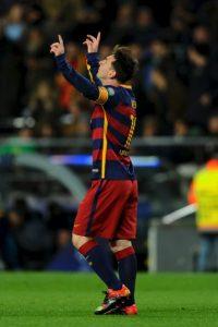 En la terna, compite con Cristiano Ronaldo y Neymar Foto:Getty Images