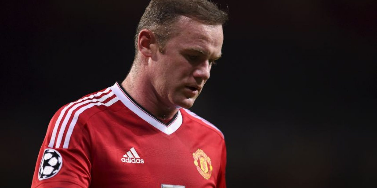 Wayne Rooney (Inglaterra, Manchester United, 30 años) Foto: Getty Images