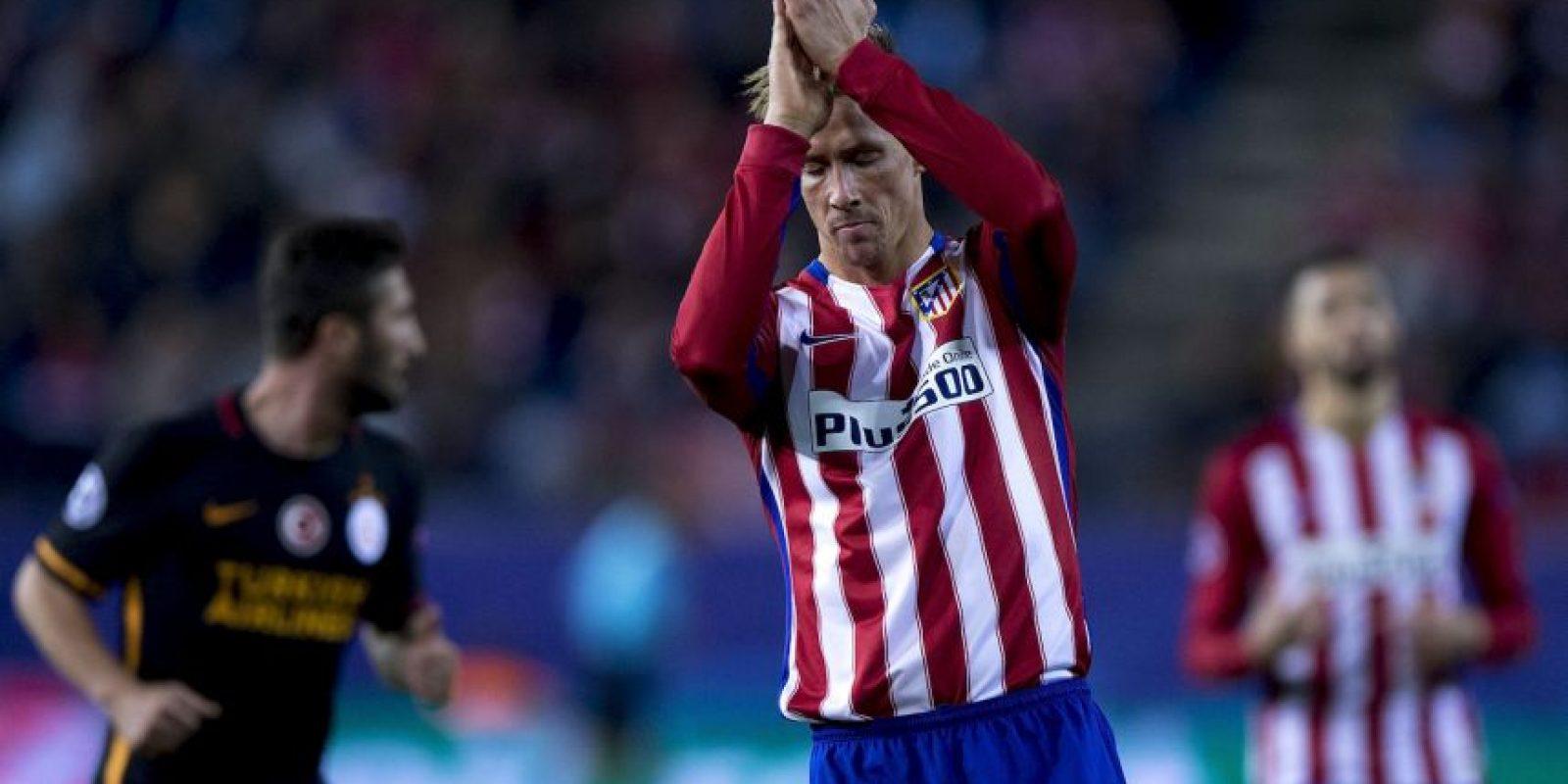 1. Atlético de Madrid Foto:Getty Images