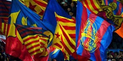 Los culés reciben a la Real Sociedad en el Camp Nou. Foto:Getty Images