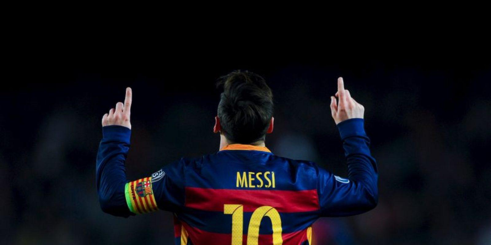 Y dos Mundiales de Clubes Foto:Getty Images