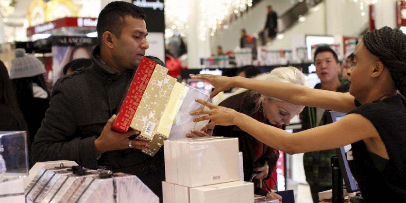Comenzó el día de ventas más esperado en Estados Unidos Foto:Getty Images