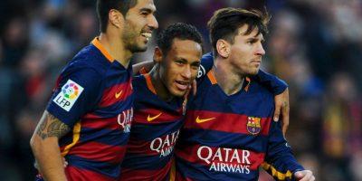 Neymar reveló uno de las claves para mantener el vestidor culé unido Foto:Getty Images