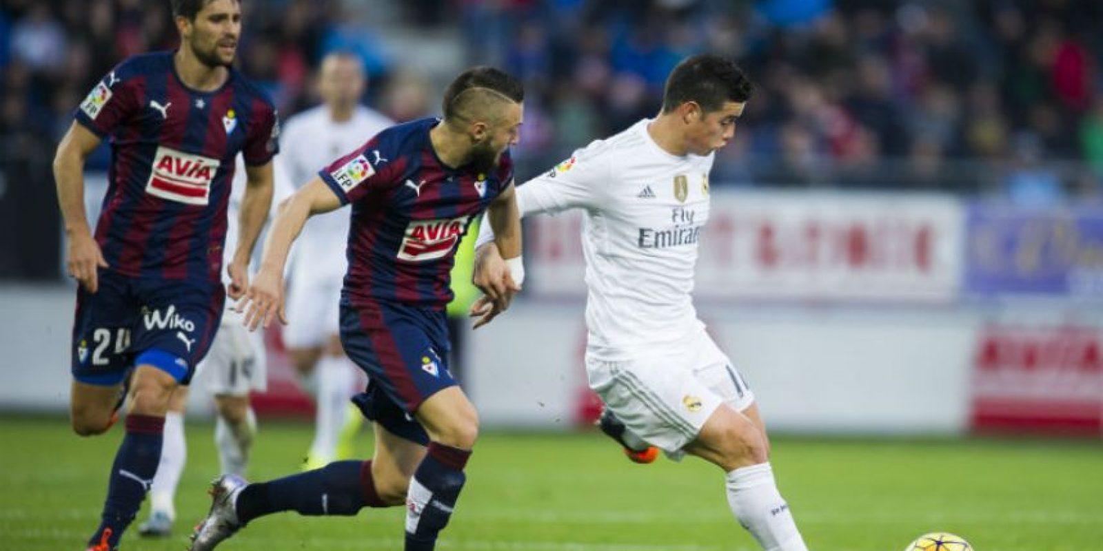 Además, se rumora que James Rodríguez quiere un incrmemento de sueldo Foto:Getty Images