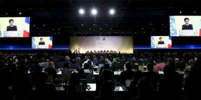 Cada líder tiene tres minutos para hablar Foto:Getty Images