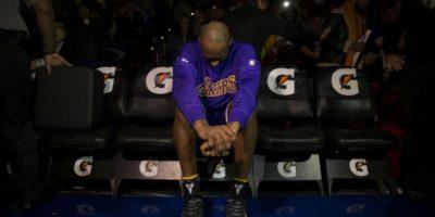 Cuando jugaba al lado de Shaq se burlaba de su condición física Foto:Getty Images