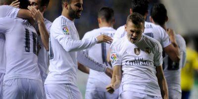 Los Merengues son tercer lugar de la clasificación con 30 puntos, cuatro menos que el líder Barcelona y dos menos que el escolta, Atlético de Madrid. Foto:Getty Images