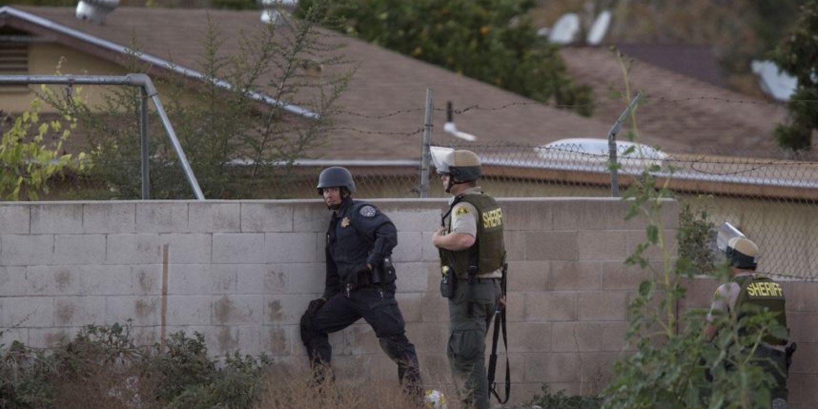 California es el tercer estado que ha registrado más tiroteos masivos. Foto:Getty Images