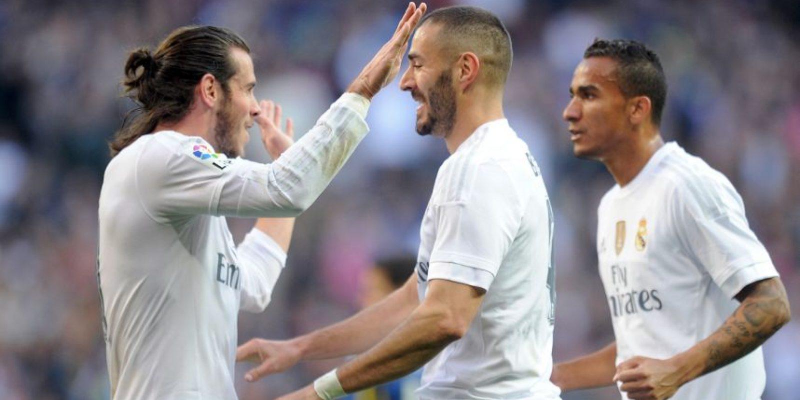 Real Madrid llega a la última jornada con el boleto a octavos de final en la bolsa Foto:Getty Images