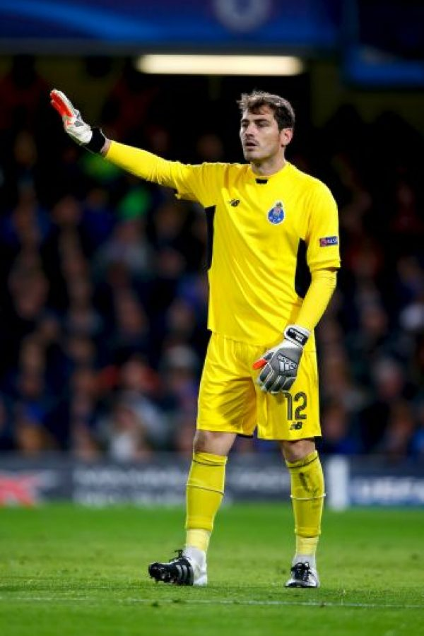 PORTERO: Iker Casillas (Porto) Foto: Getty Images