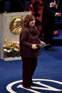 Svetlana Alexievich, Nobel de Literatura en 2015 Foto:Getty Images