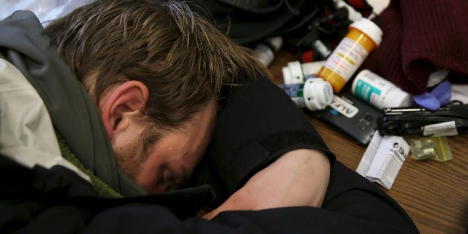 """Efectos a corto plazo: """"Rush"""" u oleada de euforia, depresión respiratoria, náusea y vómito Foto:Getty Images"""