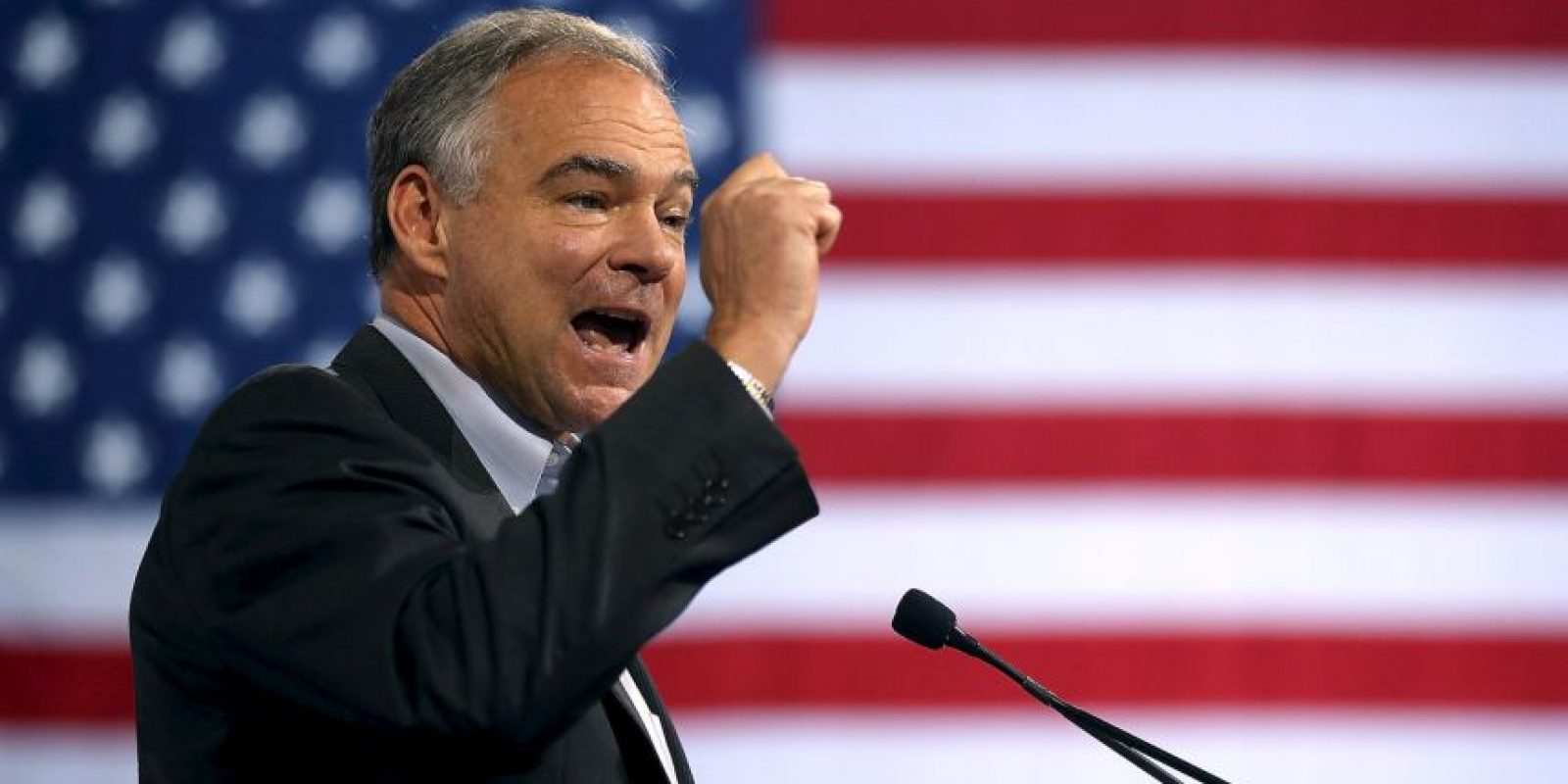 Tim Kaine, senador de Virgina Foto: Getty Images
