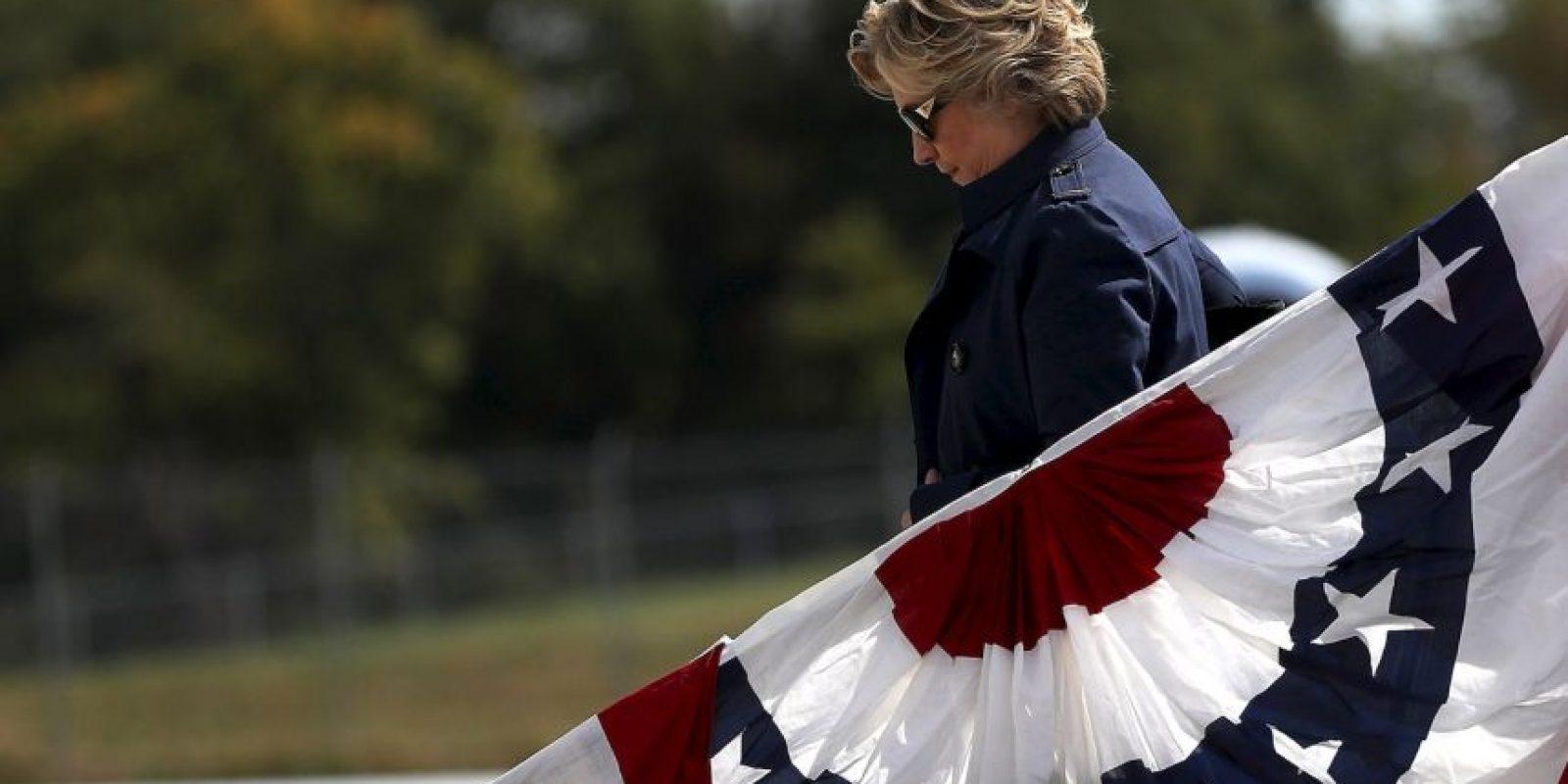 Hillary Clinton es la favorita para ganarlo Foto:Getty Images