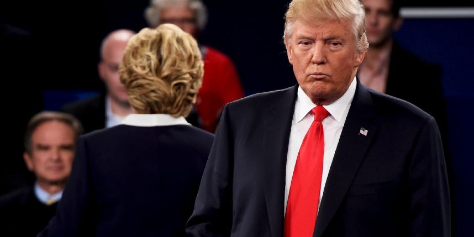 Sin embargo, destacaron el mejor desempeño de Donald Trump Foto:Getty Images