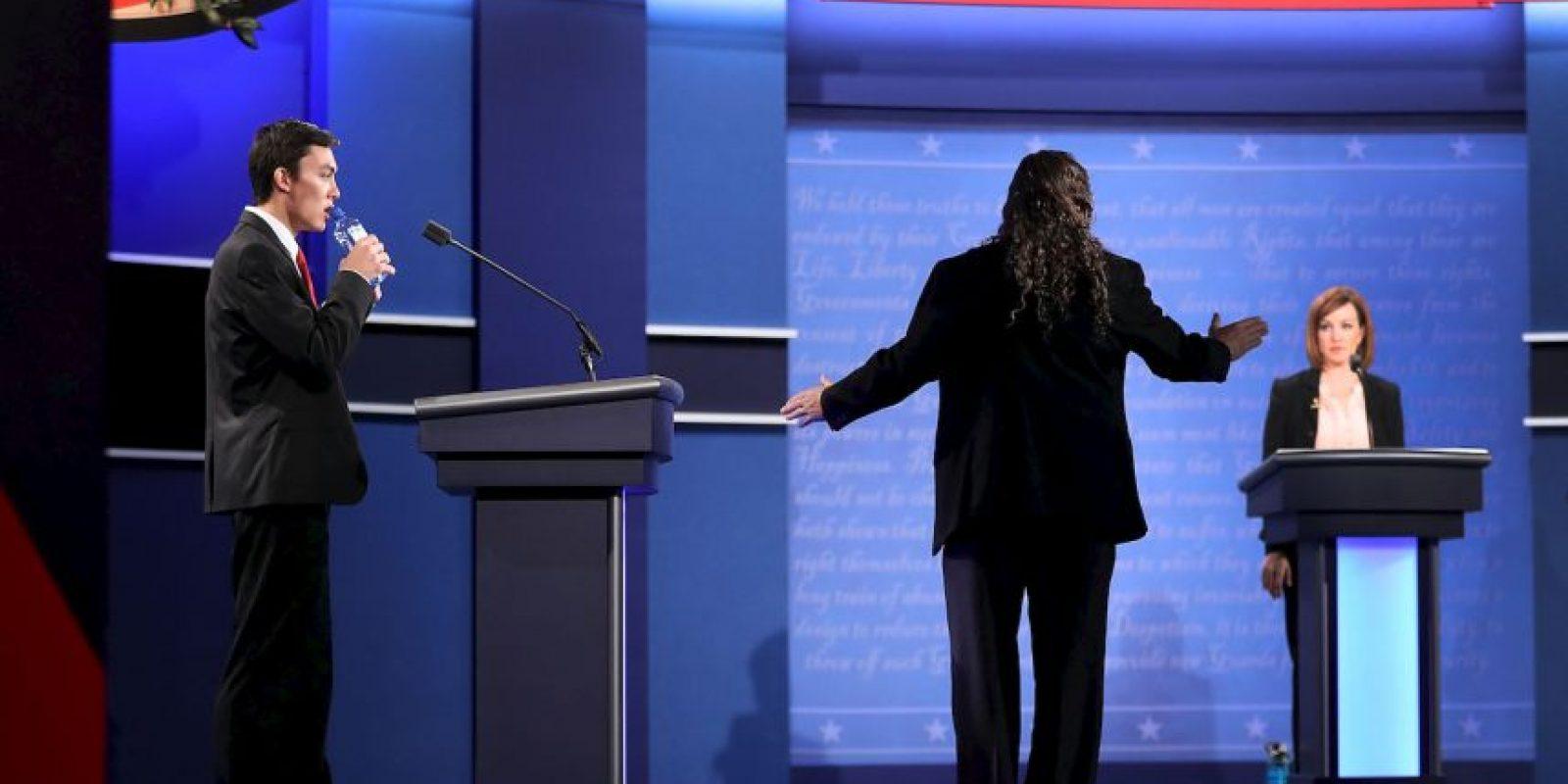 Faltan 19 días para la elección Foto:Getty Images