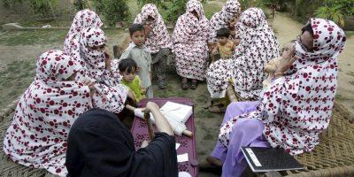 El 93% de las víctimas son mujeres Foto:Getty Images