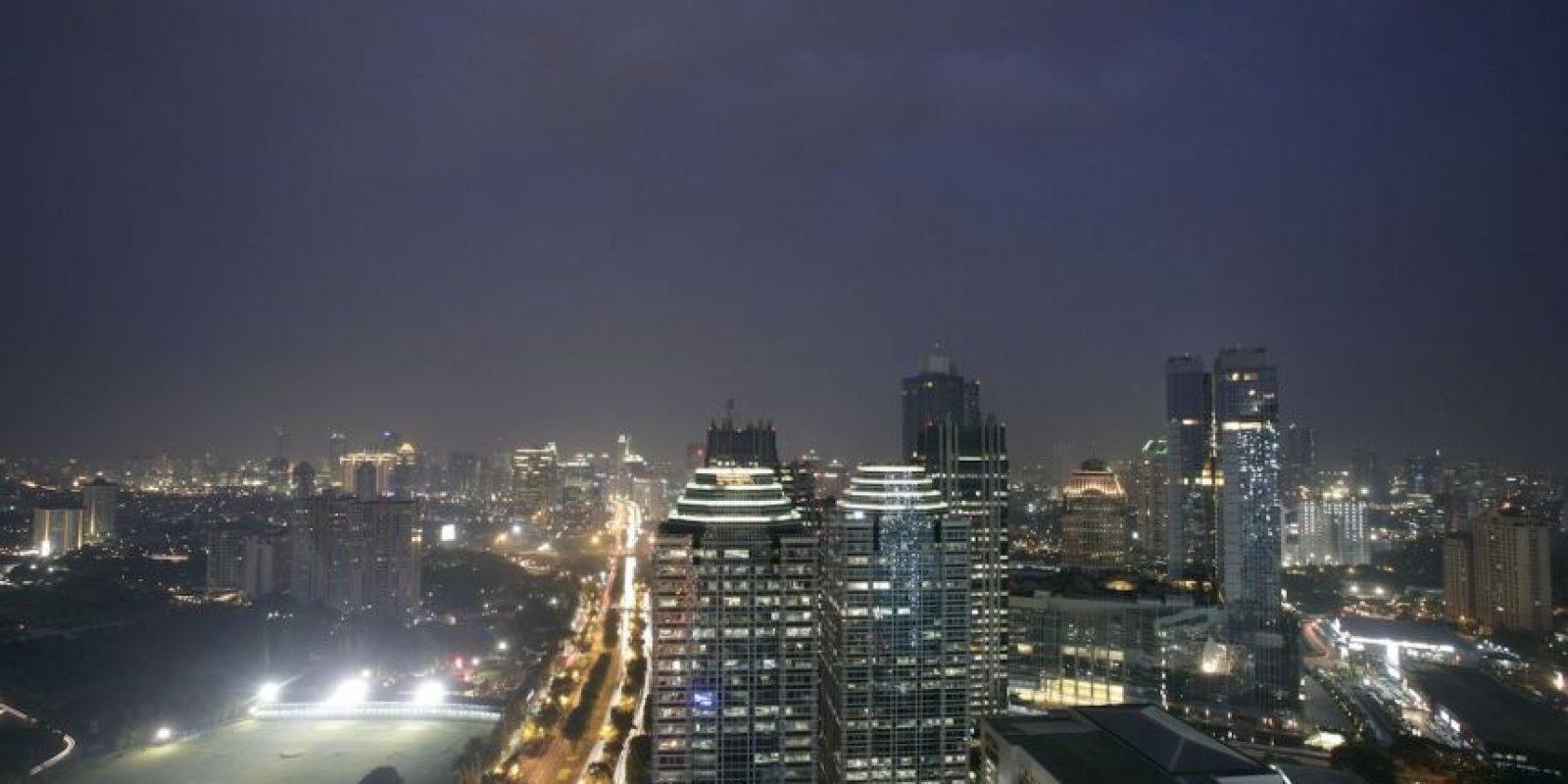 3. Jakarta, Indonesia (Ocupa el lugar 33) Foto:Getty Images