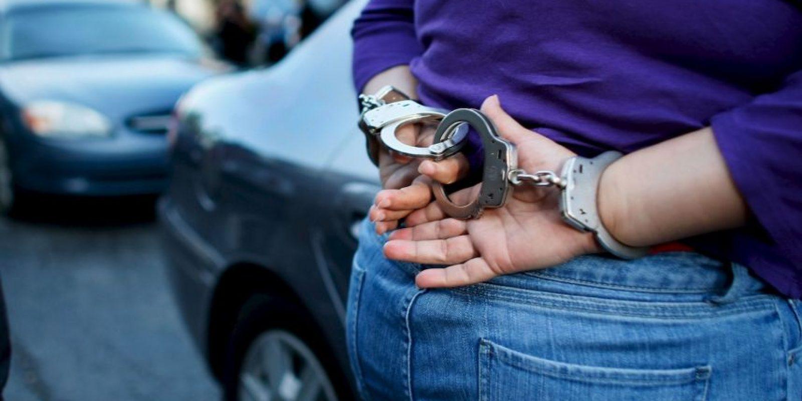 La policía acusó a la mujer de hurto agravado. Foto:Getty Images