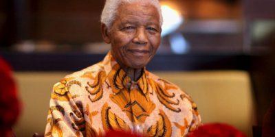 5. Nelson Mandela Foto:Getty Images