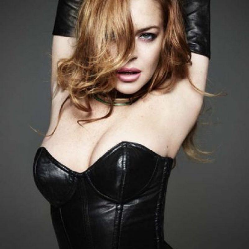 Lindsay Lohan Foto:Style Magazine