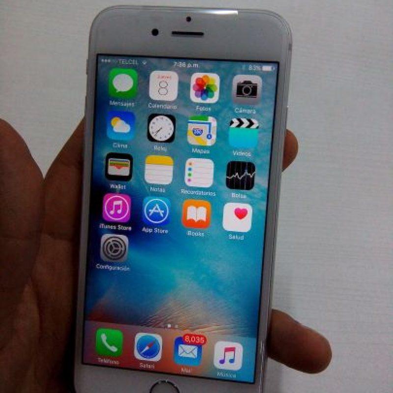 6- Las notificaciones push gastan mucha energía de su celular. Foto:Cesar Acosta
