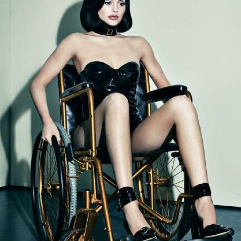 Según lo reveló, la cantante le pidió que nunca cambiara su estilo. Foto:Interview Magazine