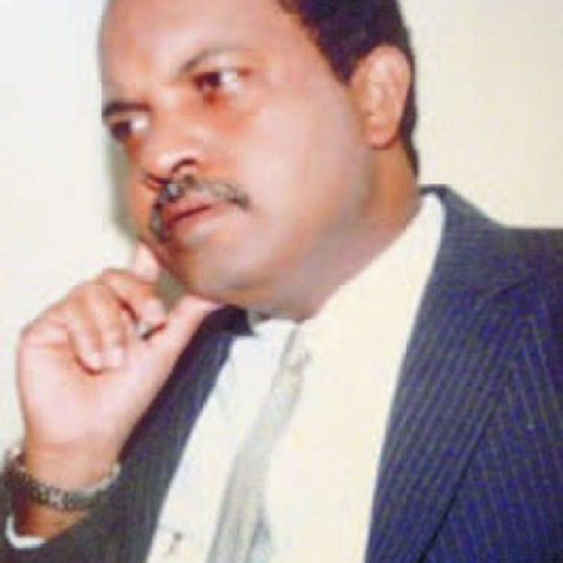El suspendido juez de San Pedro De Macoris Efraín Silva Foto:Archivo