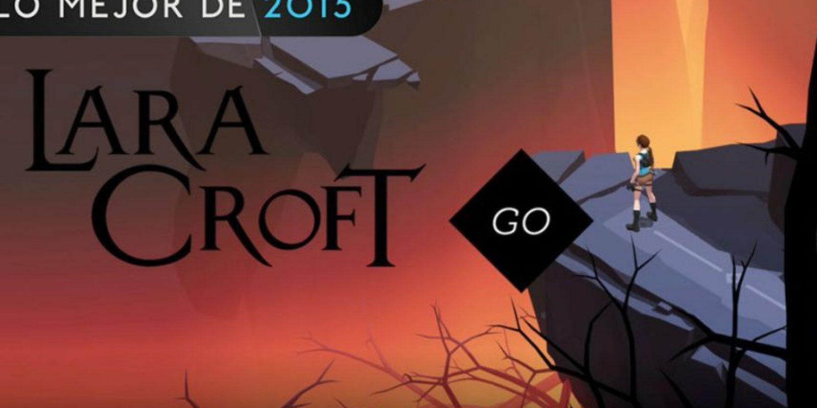 Estos son los mejores juegos del 2015. Foto:vía Apple