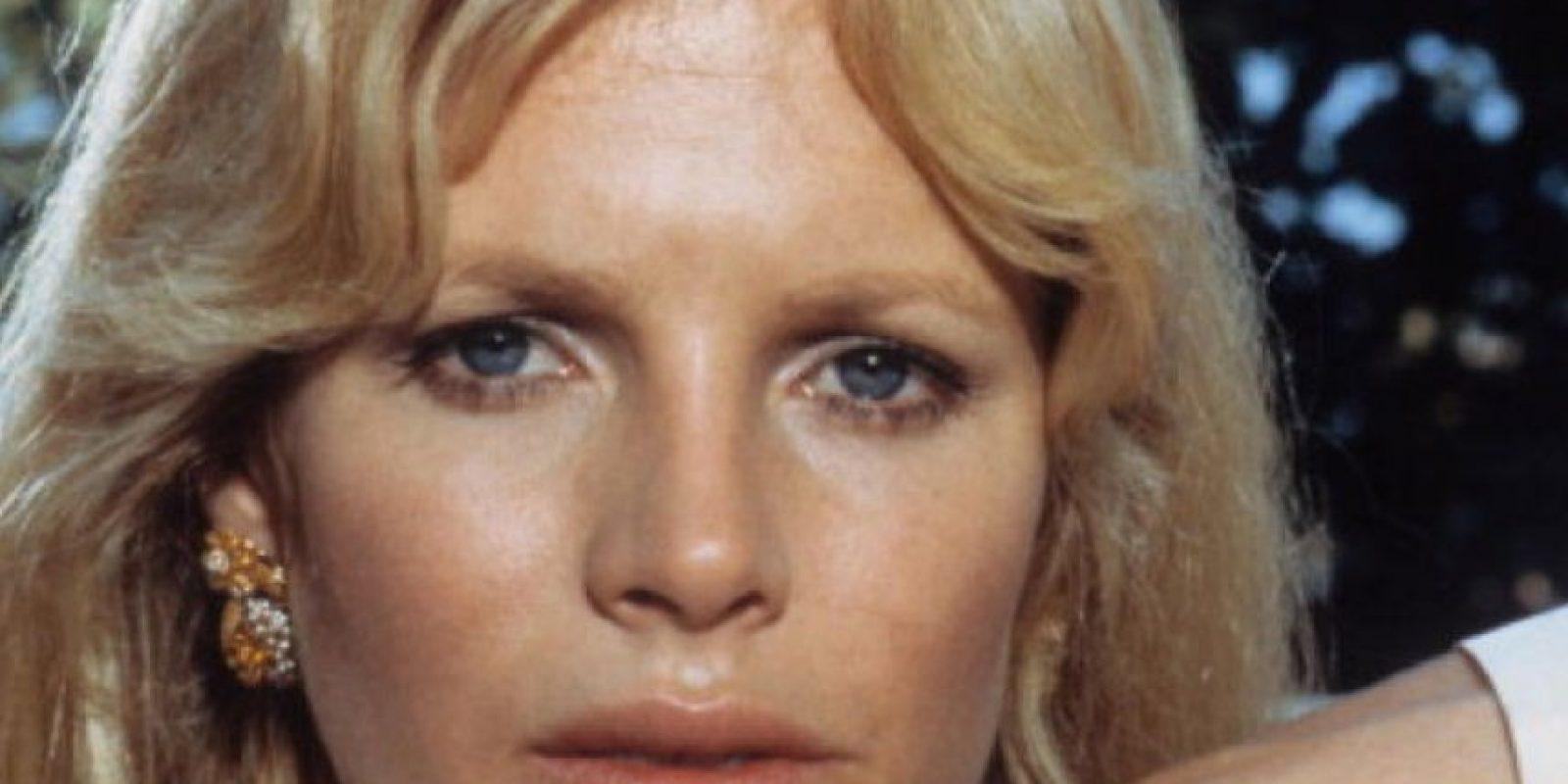 Kim Basinger sigue siendo un símbolo sexual. Pero fue un referente desde los años 70 hasta los 90. Foto:vía Getty Images