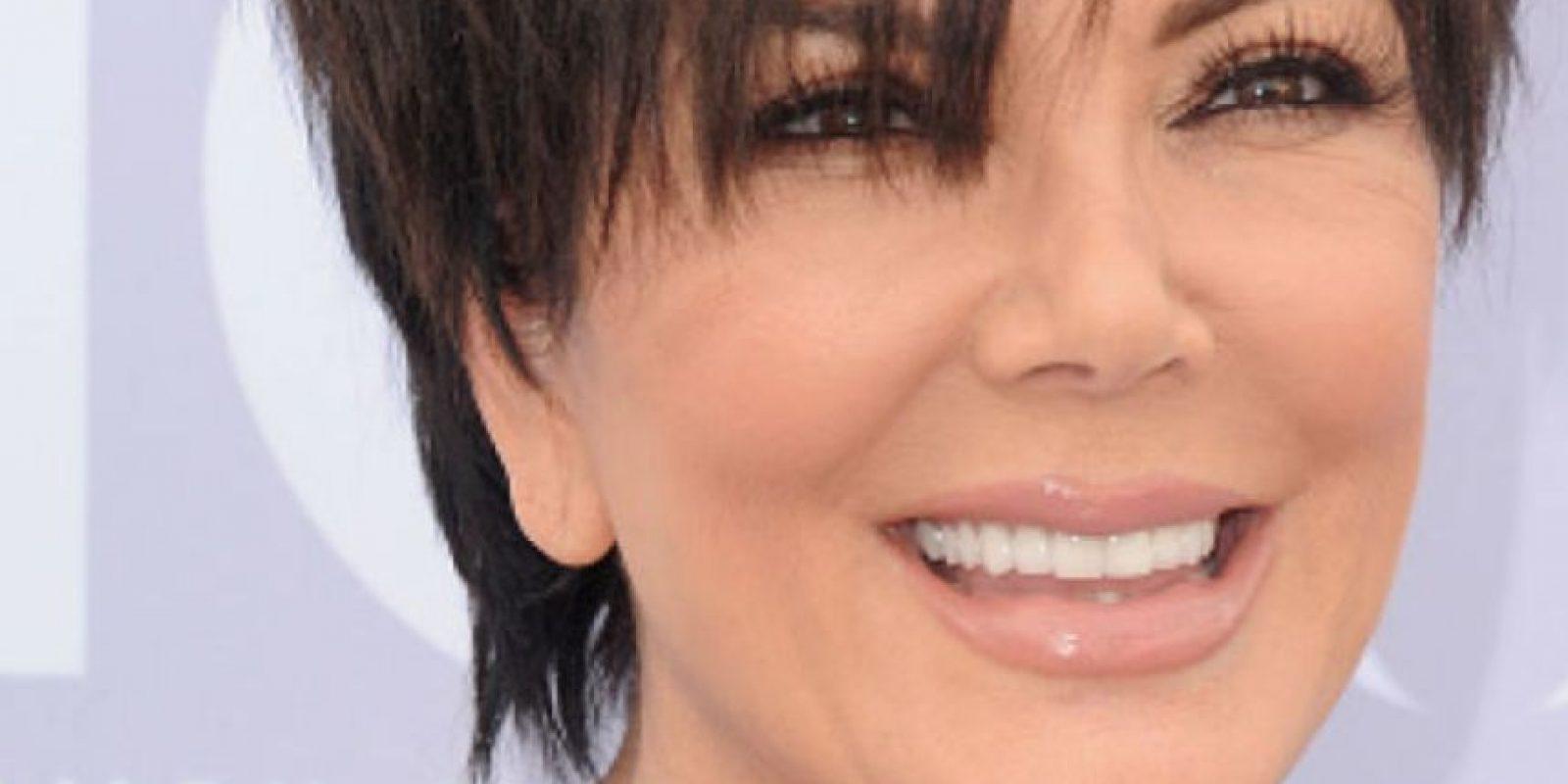 Kris Jenner ahora está embarcada en una nueva pelea legal. Foto:vía Getty Images
