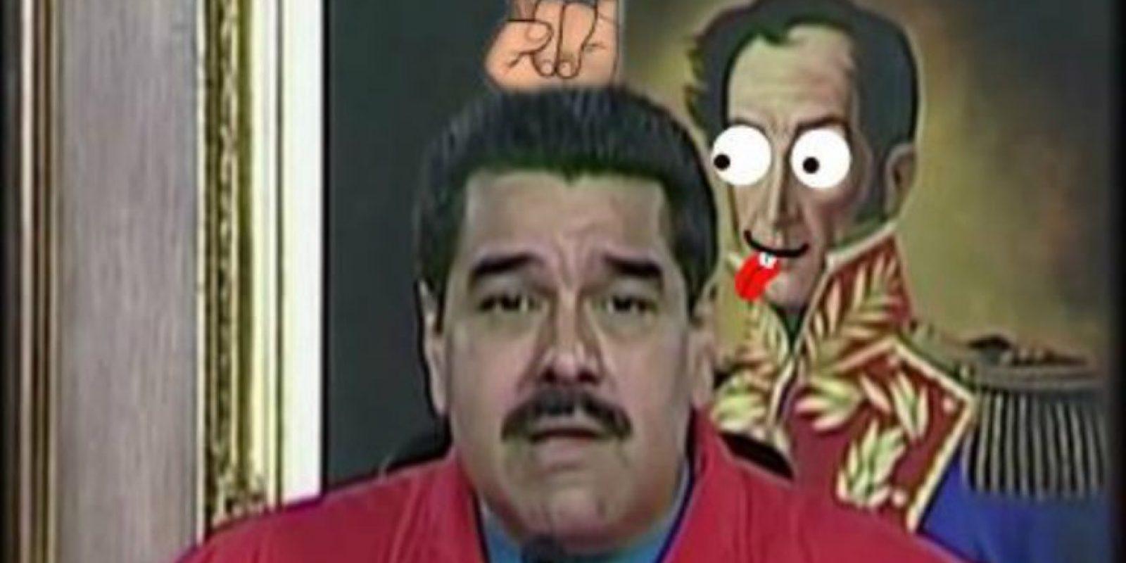 Los memes con los que opositores se burlan de Nicolás Maduro y el Chavismo Foto:Twitter.com – Archivo