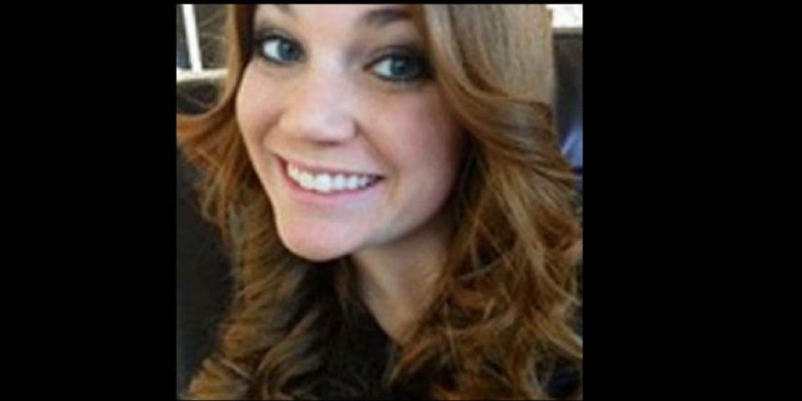 Virginia Houston Hinckley fue arrestada por tener relaciones con un alumno de 16 Foto:Vía News4