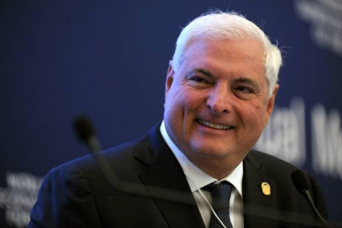 """Ricardo MartinelliEl expresidente de Panamá y sus aliados cercanos. """"Supuestamente desvió $100 millones de dólares del ciudadano. Violó los derechos humanos básicos de los niños"""".Se encuentra en el cuarto lugar, con 48 votos. Foto:Fuente Externa"""