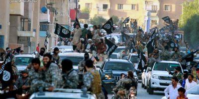 """O por acción del grupo terrorista """"Estado Islámico"""", señaló el Centro de Investigaciones Políticas de Siria. Foto:AP"""