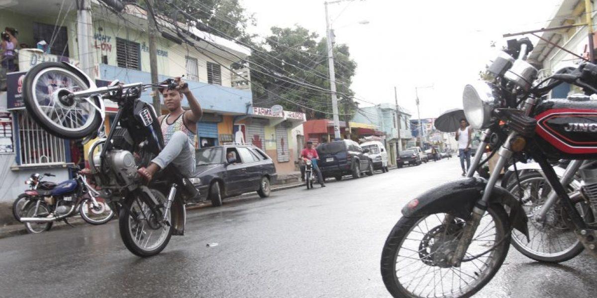 Imprudencia motorizada:      carrera hacia la muerte