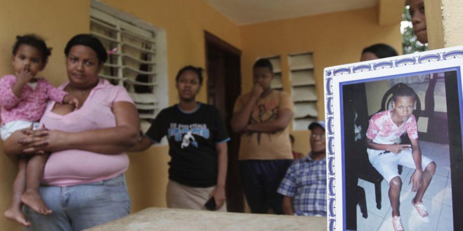 En casa de Toletico sufrieron los tres accidentes en que estuvo incolucrado en su corta vida. Foto:Roberto Guzmán