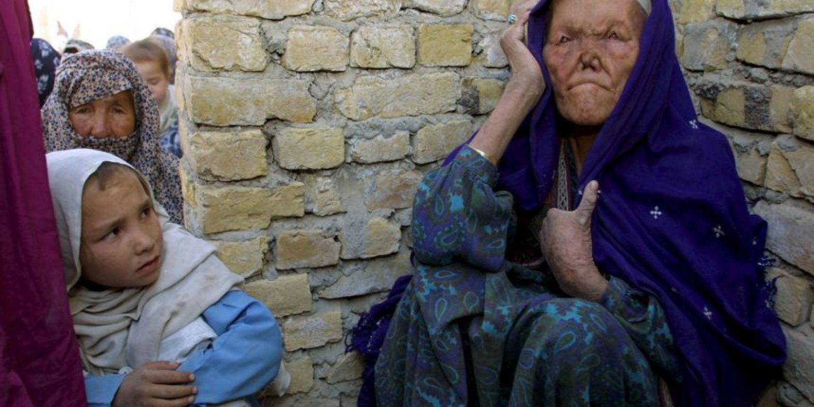 En Pakistán el 90 % de las mujeres experimenta violencia doméstica. Foto:Getty Images
