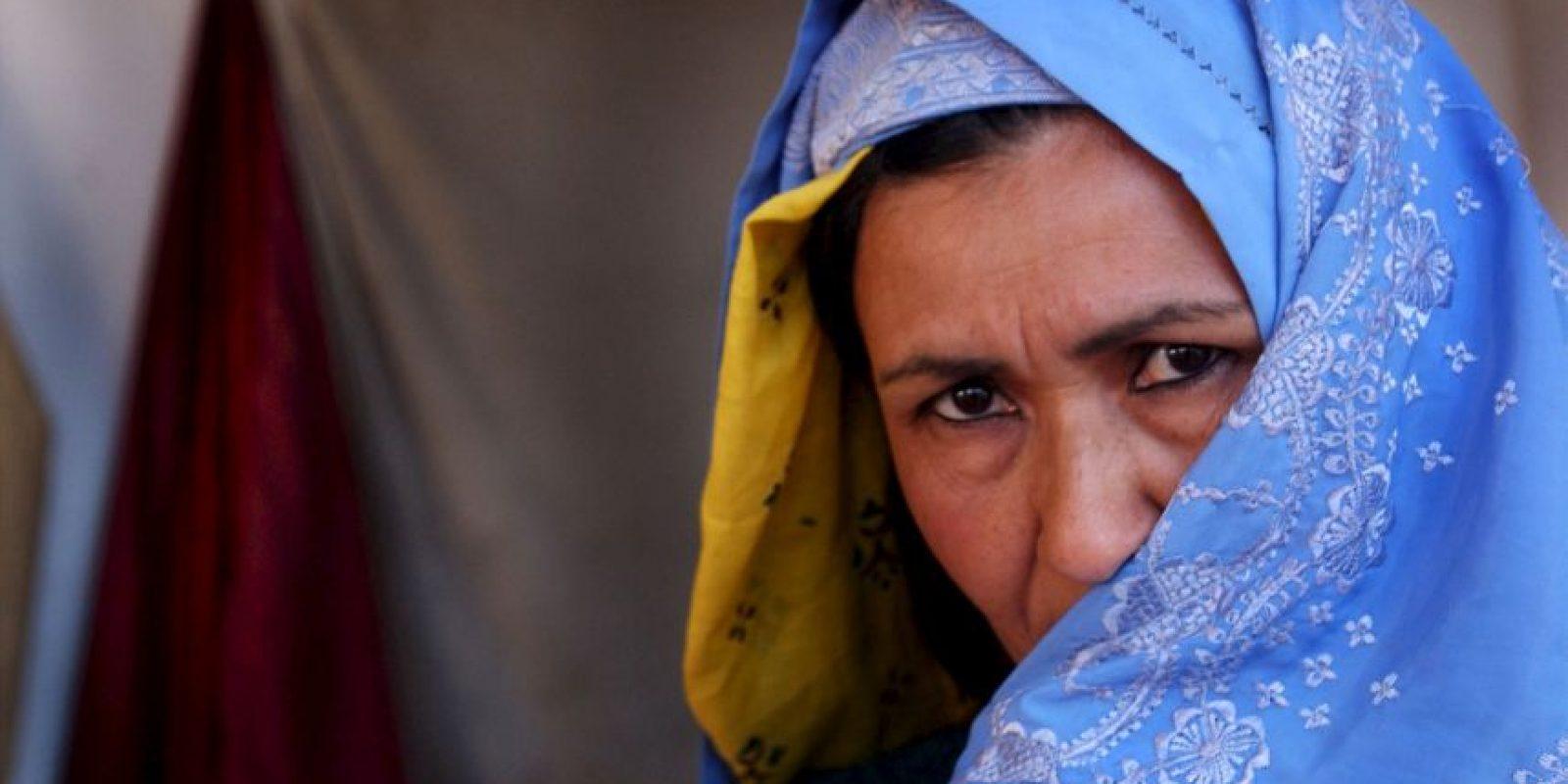 Es por eso que Pakistán está considerado el tercer país más peligroso del mundo para las mujeres. Foto:Getty Images
