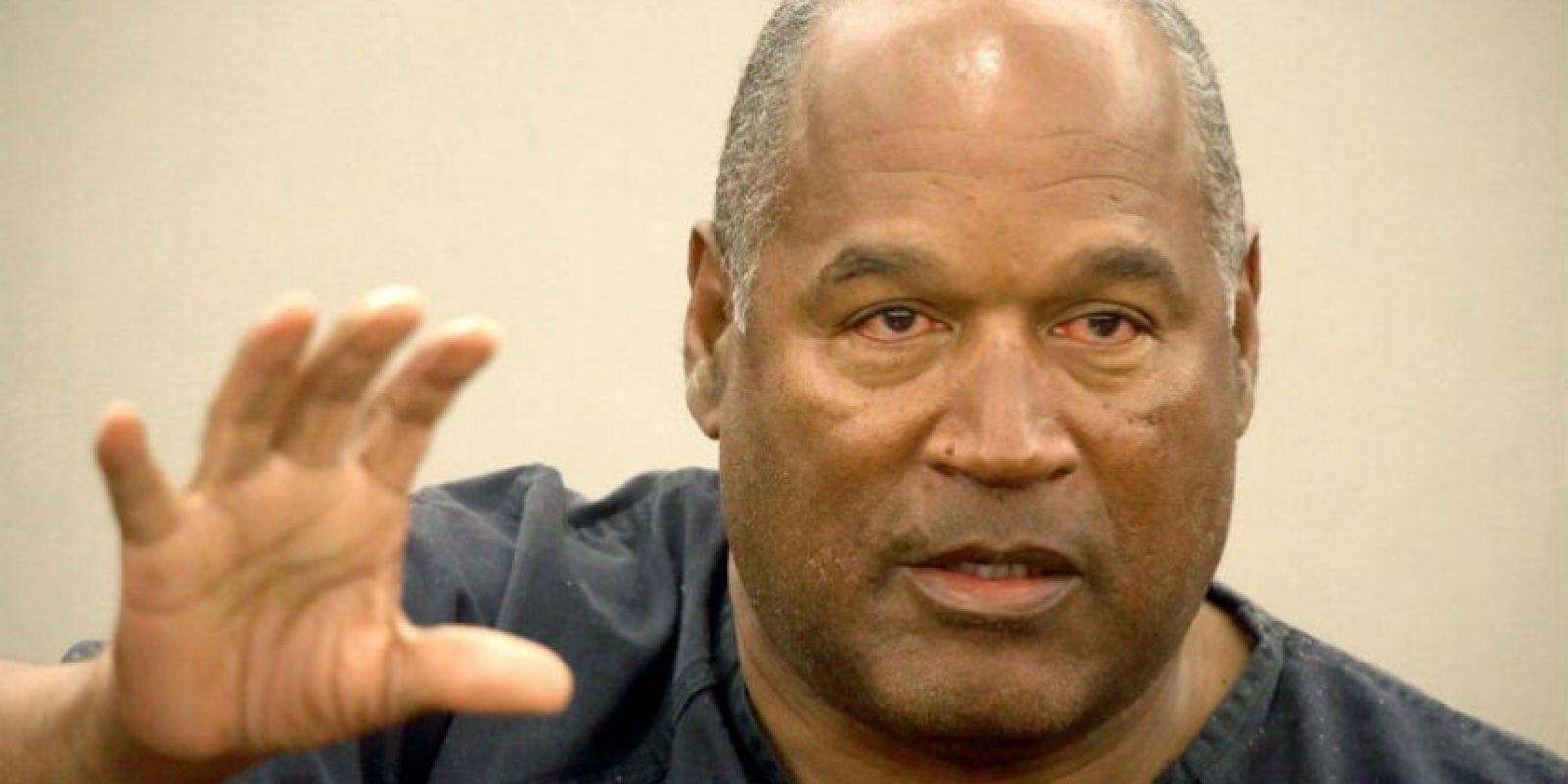 O. J. Simpson. Exjugador de la NFL Foto:Getty Images