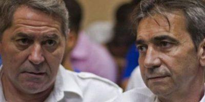 Pascal Jean Fauret y Bruno Odos, condenados a 20 años de prisión por narcotráfico. Foto:Fuente externa