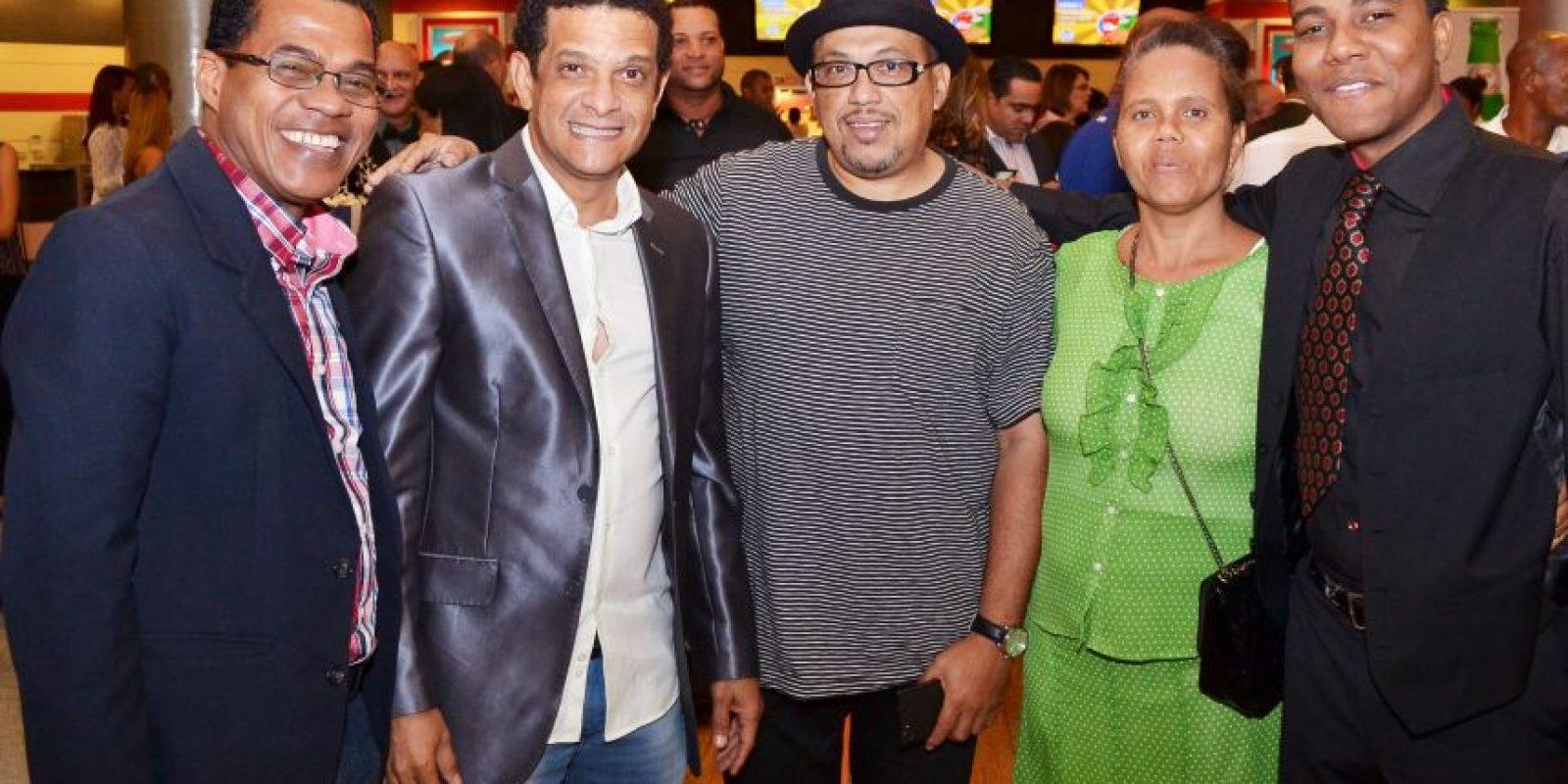 La película estará disponible en los principales cines del país. Foto:Mario De Peña