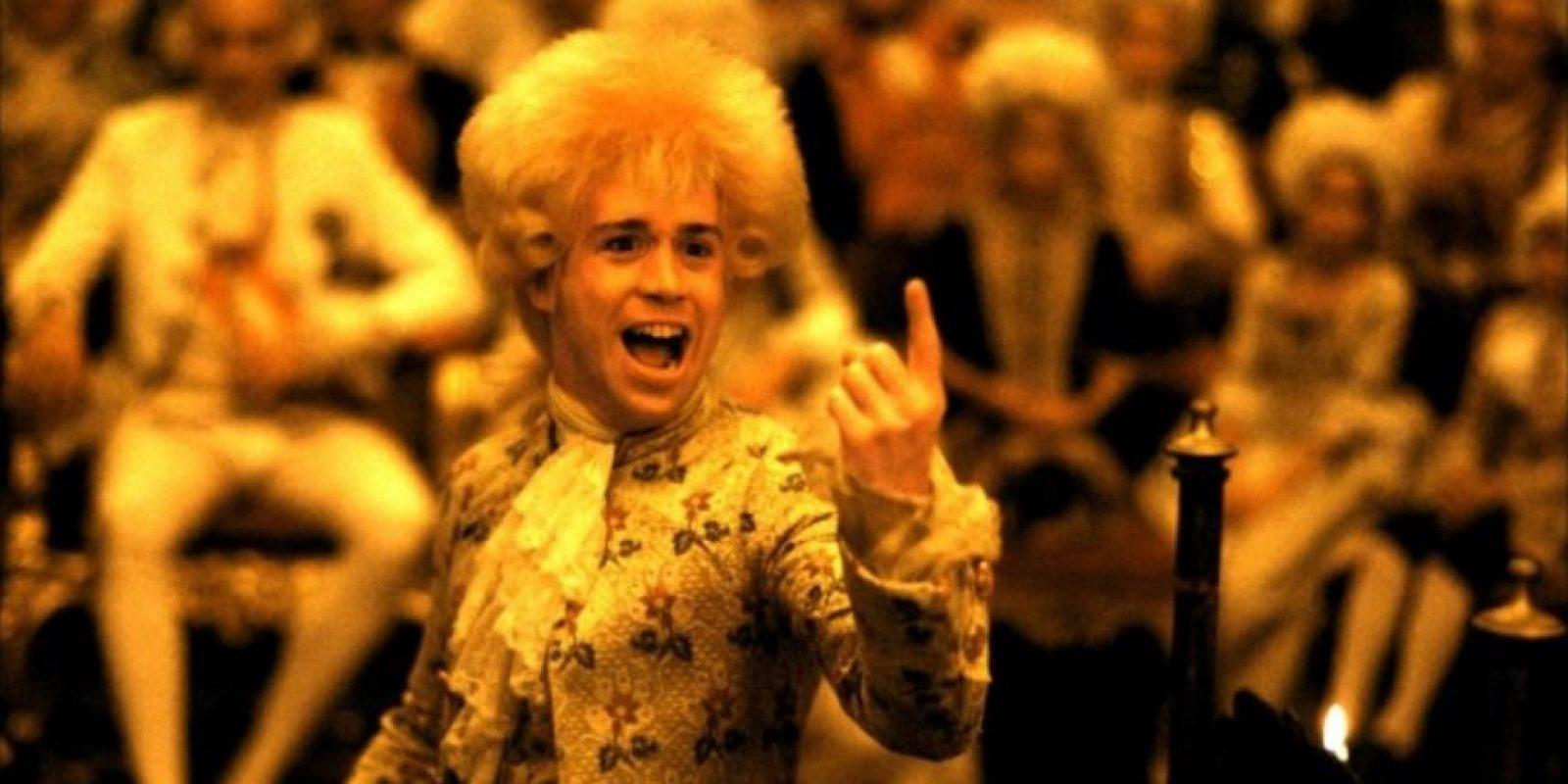 """""""Amadeus"""" es una película estadounidense categorizada como una película de culto de 1984. Arrasó la entrega de ese año al ganar 8 premios Óscar. Foto: AMLF, The Saul Zaentz Company"""
