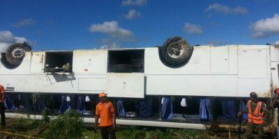 Al menos 24 heridos en accidente de Autovía del Coral