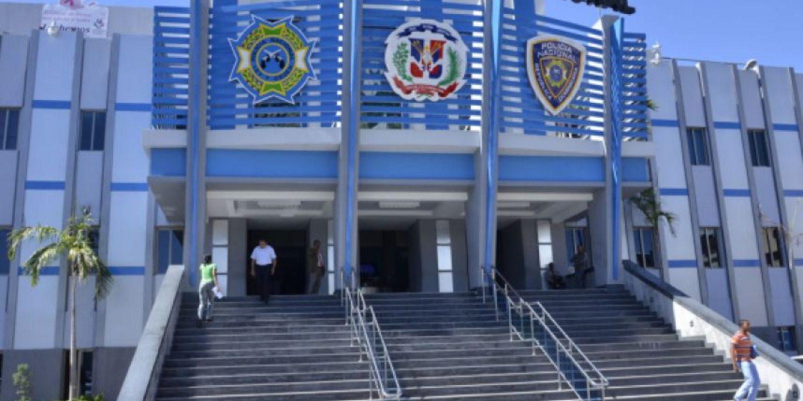 Fachada de la Policía Nacional Foto:Fuente Externa