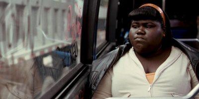 """""""Precious"""" es una adaptación de Push, primera novela de Ramona Lofton que cuenta la historia de Claireece """"Precious"""" Jones, una adolescente obesa y analfabeta, víctima de diversos abusos. Recibió 2 premios Óscar en 2009 como mejor actriz de reparto y mejor guión adaptado. Foto:Harpo Productions"""