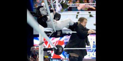 El excompañero de Finlay y D-Generation X cada vez tiene menos participación Foto:WWE