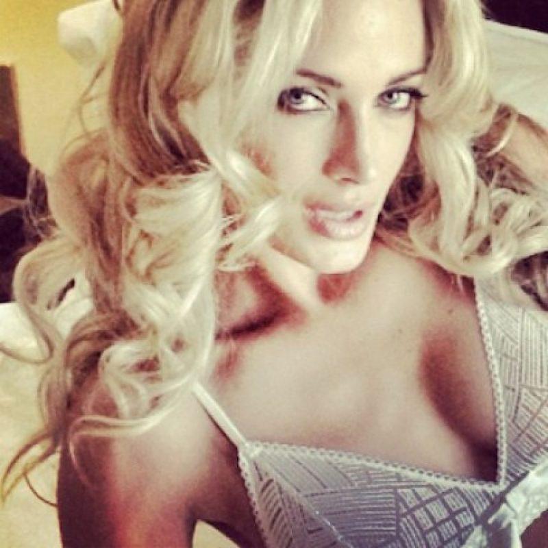 La modelo tenía 30 años Foto:Instagram